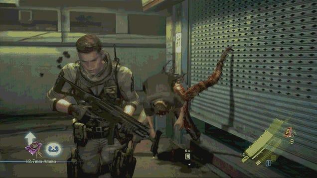 The Best Monsters I've Seen So Far in Resident Evil 6