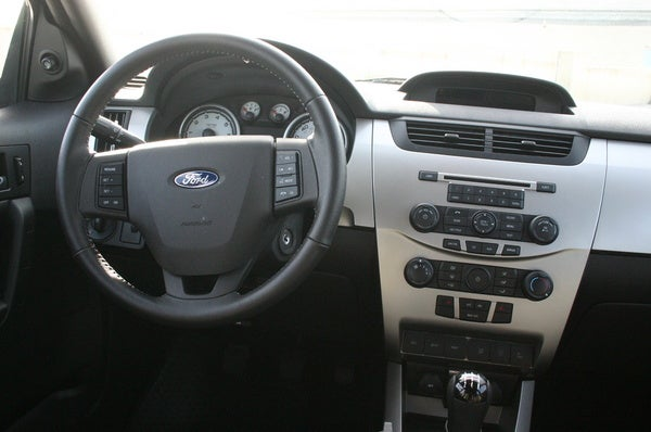 Microsoft Sync In The Ford Focus SE, The Roundup