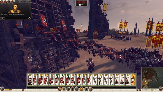 I Wish All Games Had Glitches Like Total War: Rome II