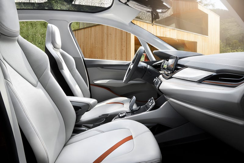 BMW Concept Active Tourer Outdoor: A 94 MPG Hybrid For Cyclists