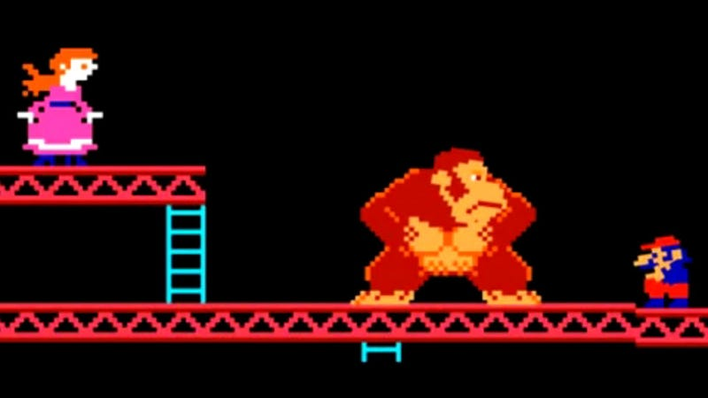 Donkey Kong Doesn't Have to Do Anything, He's a Gorilla