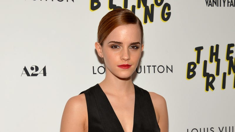 Emma Watson Says Paris Hilton Owns Too Many Clothes
