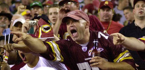 Redskins Cut Out Middle Man, Sell Directly To Scalpers