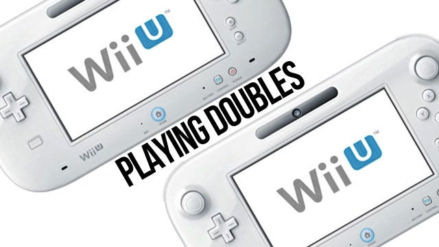 Nintendo's Wii U Will Support Two GamePads