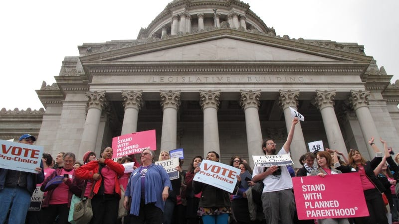 Washington State Bill Would Require All Health Insurers to Cover Abortion