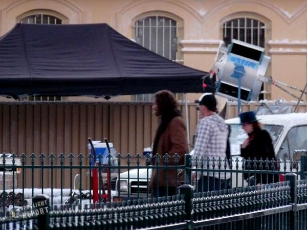 The Wolverine - Set Pics