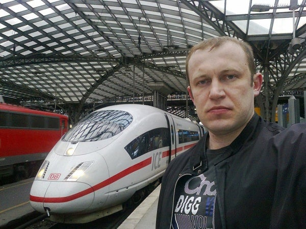 Stoic Belarusian Tourist Has Been All Around the World But Has Yet to Find a Single Place He Likes