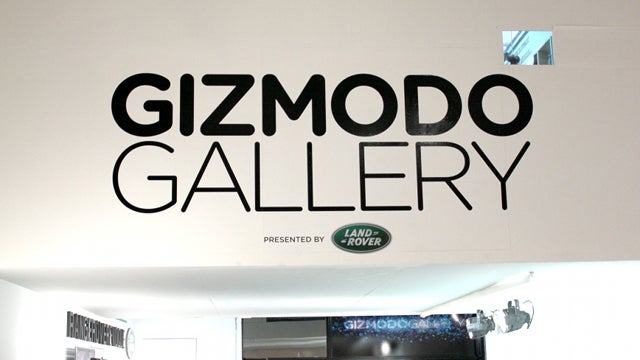 Today at Gizmodo Gallery: Opening Day, Perceptive Pixel, Eclectic Method