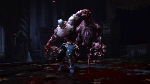 New Splatterhouse Screens Dripping With Gore