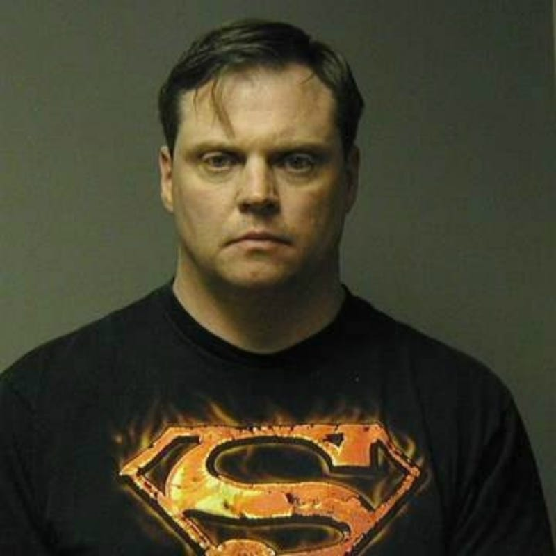 White Supremacist Found With Guns, a Ton of Bullets, and List of Names