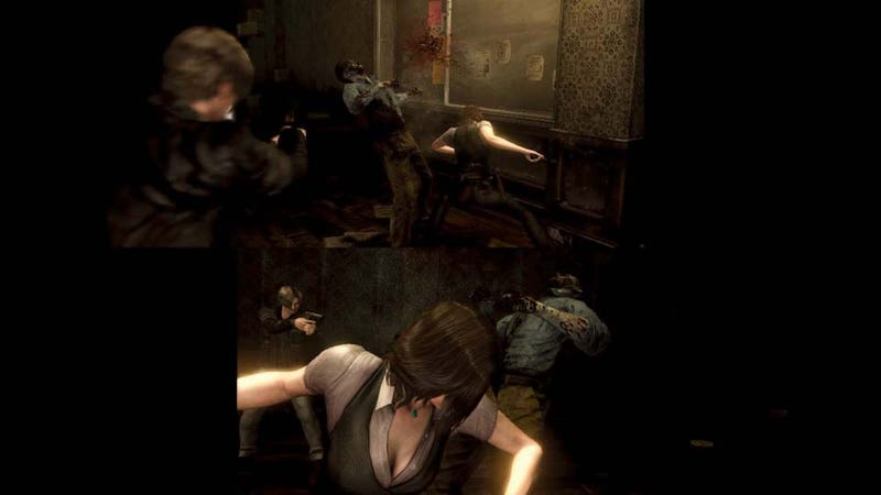 Choose Your Resident Evil 6 Skills Wisely