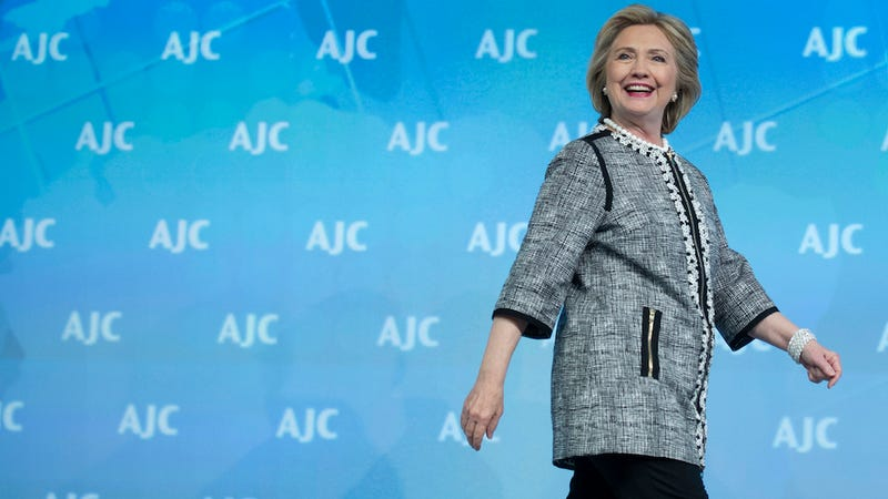 Hillary Clinton To Announce If She's Running for Prez When She's Ready