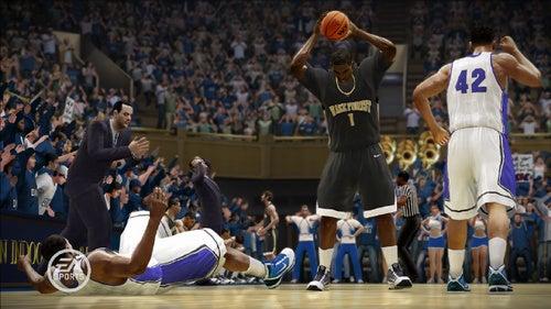 NCAA Video Game Picks Kentucky, but Trouble Lies Beneath