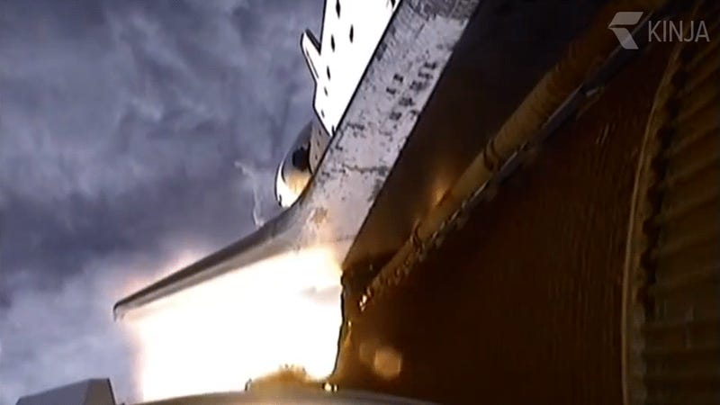 Blast from the past: The best space shuttle launch videos you can watch