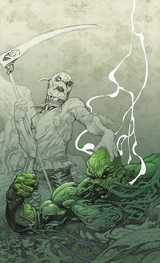 Meet the new writer of Swamp Thing: 27/Strange Attractors creator Charles Soule!