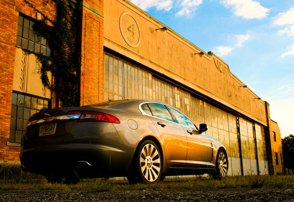 2009 Jaguar XF, Part Three