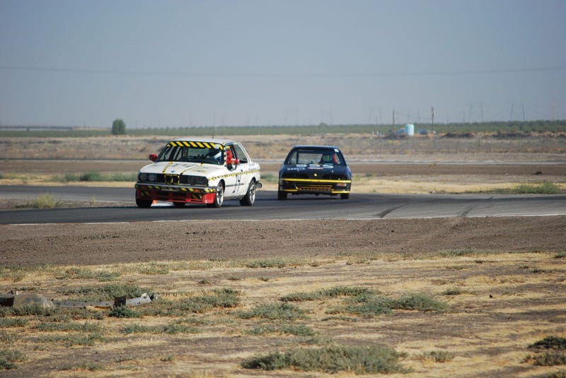 Buttonwillow Histrionics 24 Hours Of LeMons 2009 Uber Gallery Pt 8