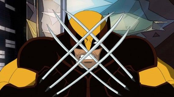 Wolverine in Ultimate Spider-Man