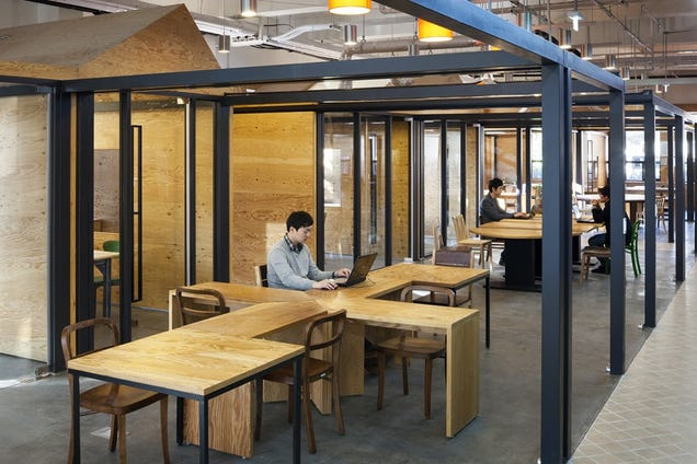 Inside the 13 Coolest Offices of the Year