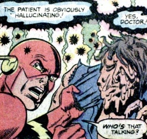 The 10 most absurd superhero drug freakouts