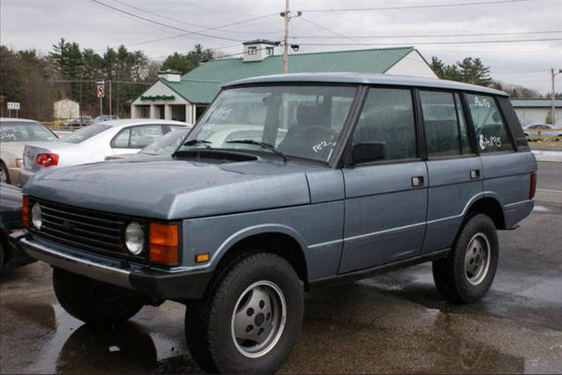 For $2,995, Could This Be A Home On The Range Rover?