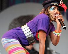 M.I.A. : Problem With NYC Culture Is She's Not Getting Shot At