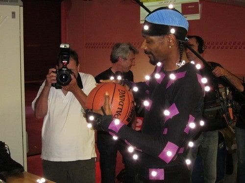 You've Got Snoop Dogg In My NBA 2K11