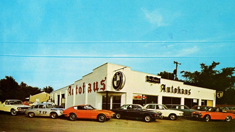 Here's Proof Imported Car Dealerships Were A Good Place To Be In 1971
