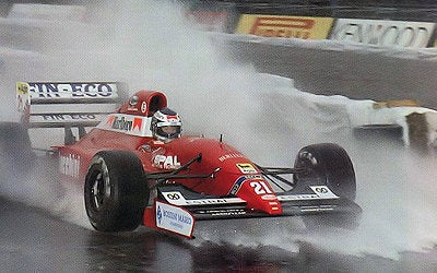 Bologna's Indoor F1 races- Were these the last non-Championship F1 Events?