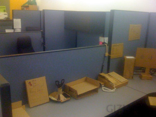 The Anatomy of the Office Prank