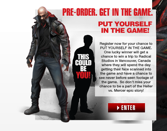 Want To Be in Prototype 2?