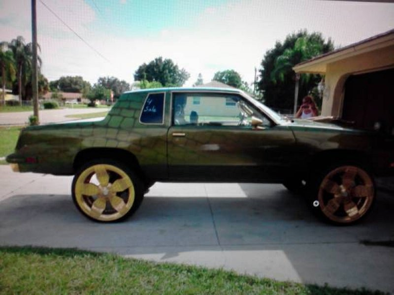 For $12,500, This Cutlass Is A Master-Gator
