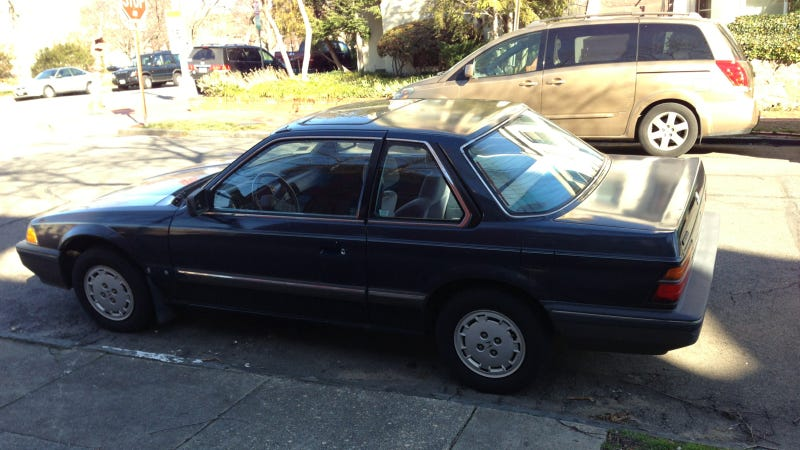 This Prelude Is A Throwback To The Days When Honda Knew How To Have Fun