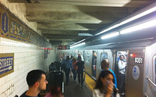 Subway Fire Shuts Down L Train in Both Directions