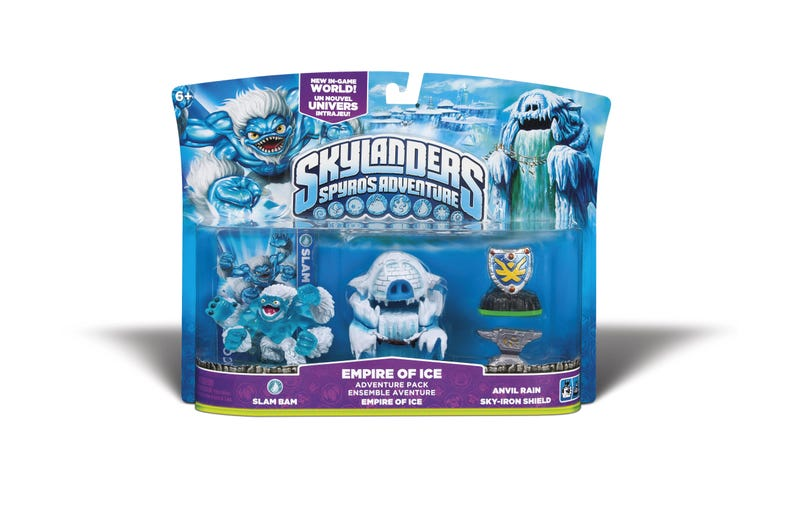 Three New Skylanders Enter the Retail Ring