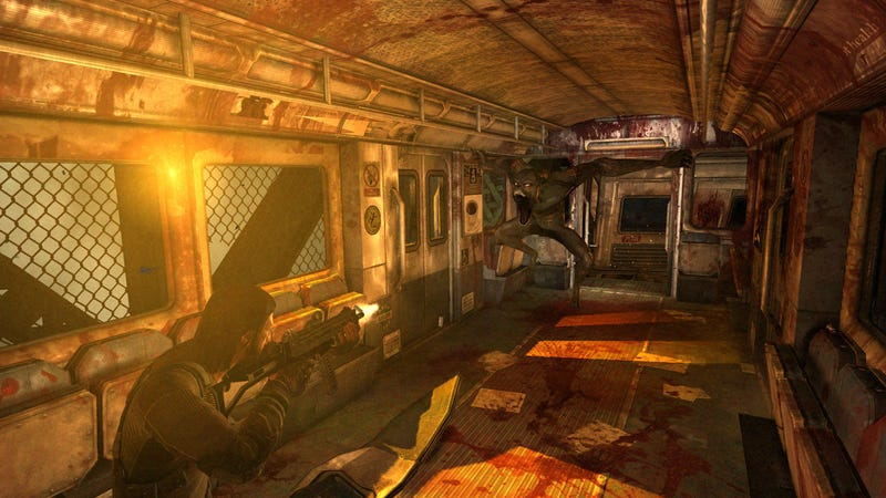 New F.E.A.R. 3 Screens Straight From The 'Almaverse'