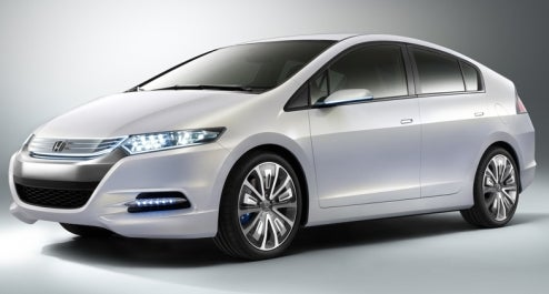 Honda Insight Hybrid: Strike Out, Home Run Or Double-Off-The-Wall?