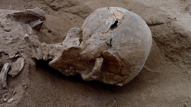 Brutal masacre que podría cambiar la historia de la guerra