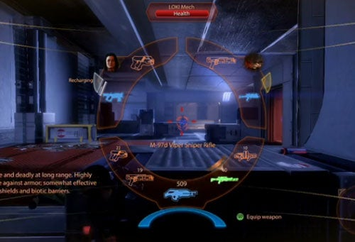 Mass Effect 2's Soldier: The Shooter Class