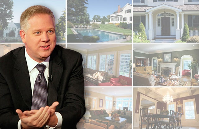 Will You Please Buy Glenn Beck's House?