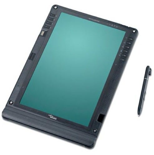 Fujitsu Siemens ST6012 Tablet PC Quietly Hits, Looks the Biz