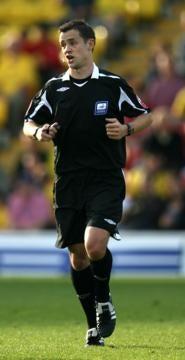 Meet Soccer's Ed Hochuli