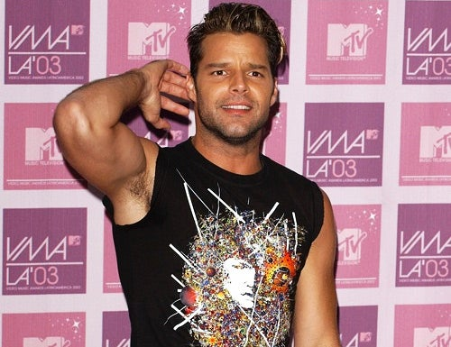 Bombshell: Ricky Martin Is Gay