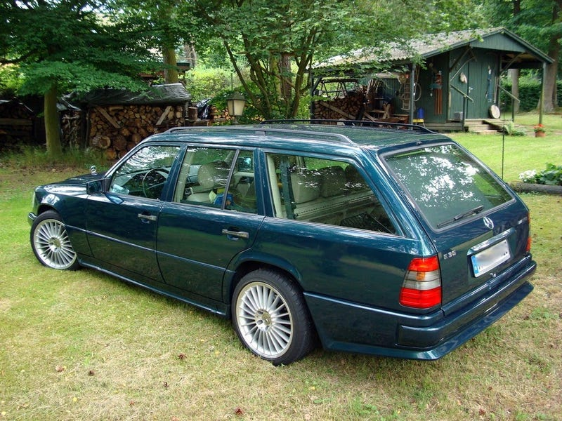 I really want another W124 wagon