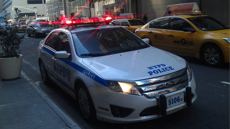 The NYPD's High Tech New Police Car Can Spy On Everyone