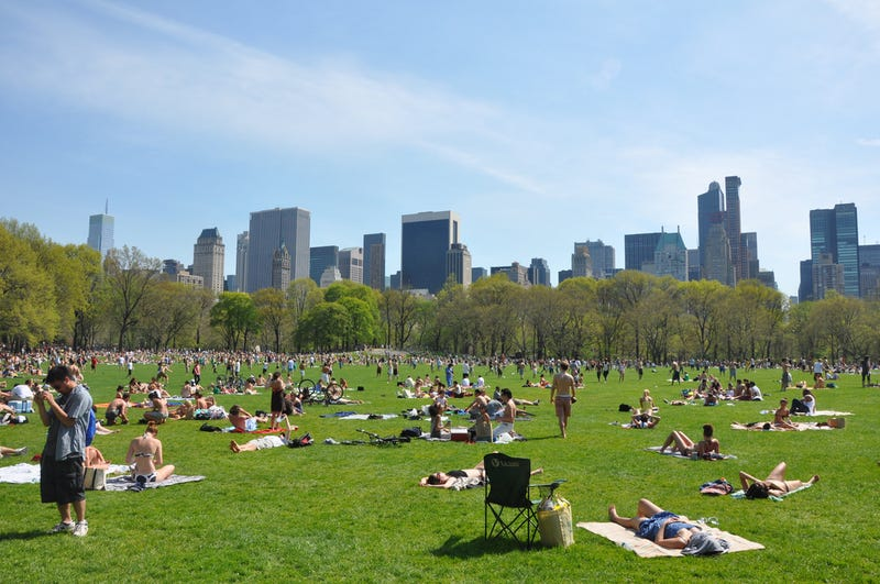 Six Reasons the World Gets More Attractive When the Sun Comes Out