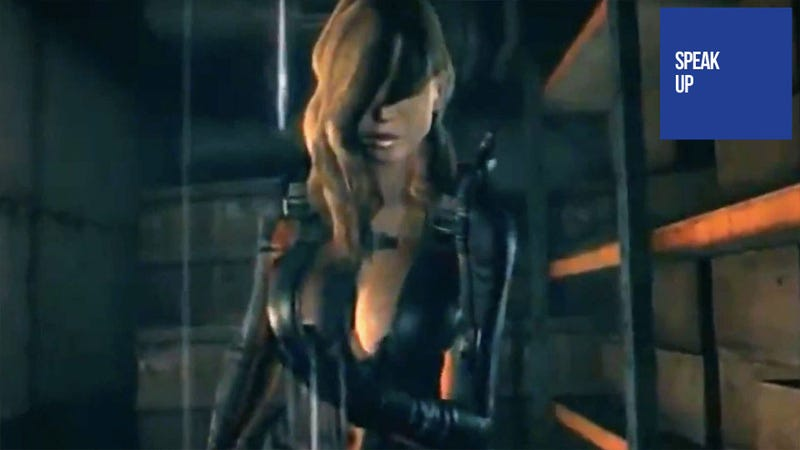 "A ""Pair of Walking Tits"" Brings Resident Evil's Direction Into Question"