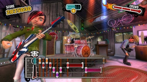 Ultimate Band for Wii: Music Games in a More Casual Style