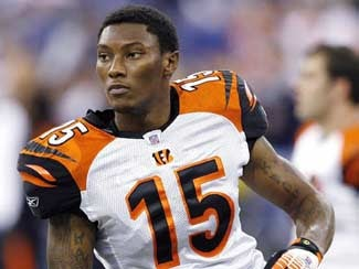 Chris Henry. Arrested. Again. Really, Chris? Really? (UPDATE: And Now He's Gone)