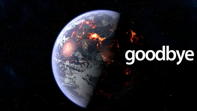 Why People Say the World Will End In 2012
